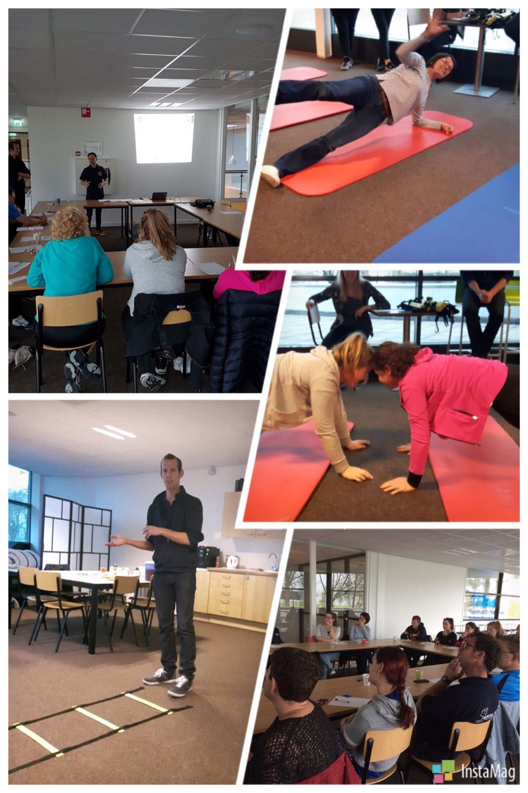 workshop Korfbalvereniging Alico / Boemerang