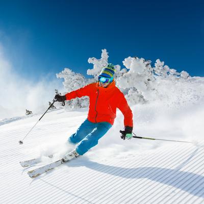 Fit naar de Wintersport
